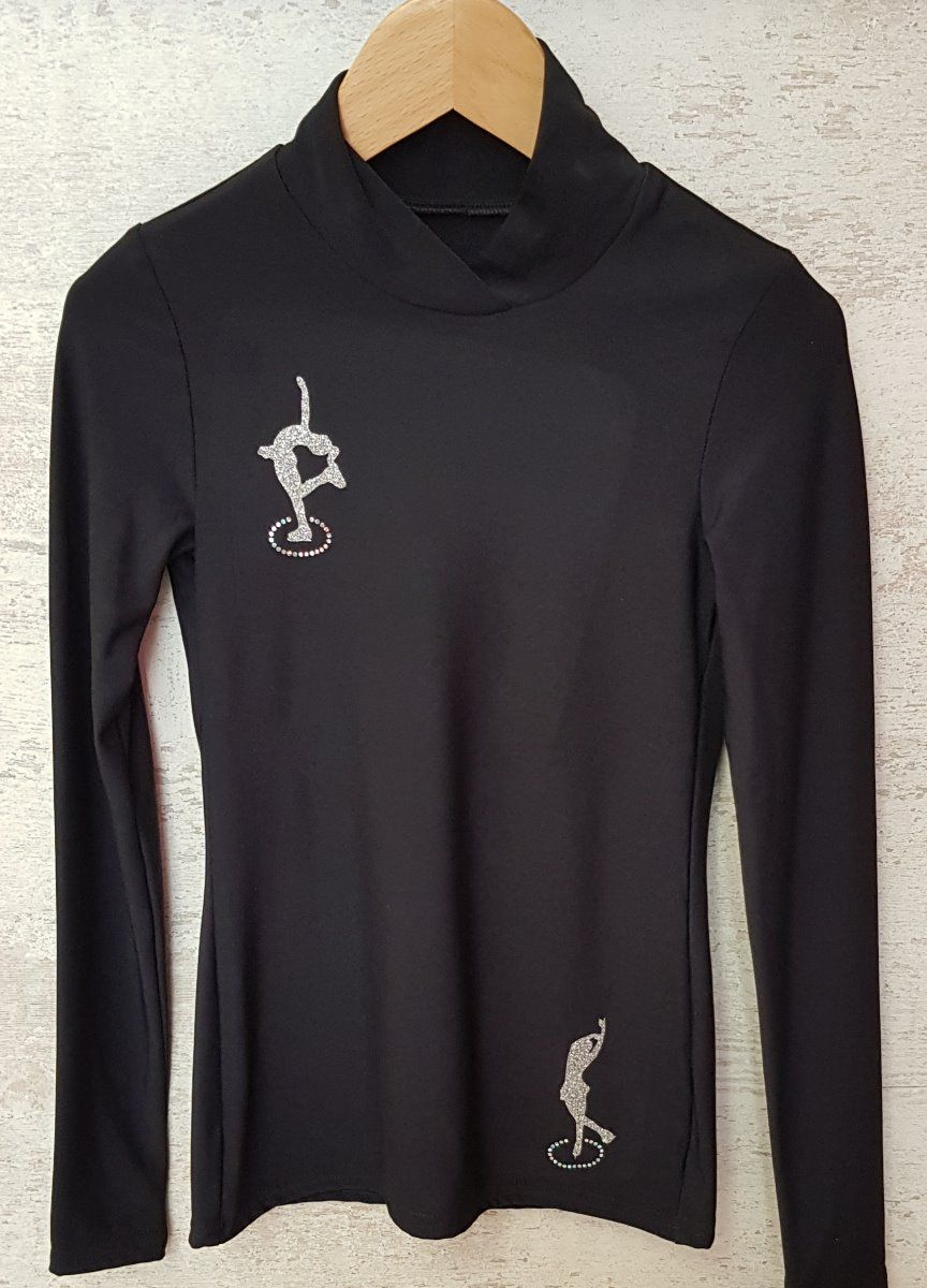 Thermo longsleeve Black