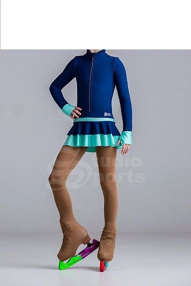 studioSport thermo dress Charm blue