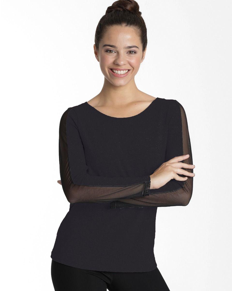 Intermezzo Longsleeve - mesh in sleeves