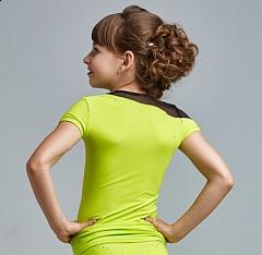 StudioSport thermo t-shirt Arielle yellow