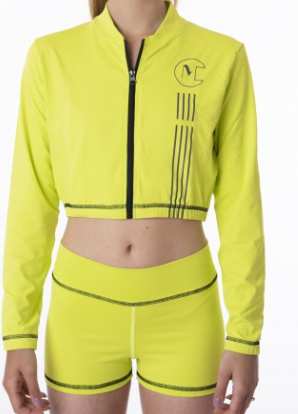 Darwin jacket yellow