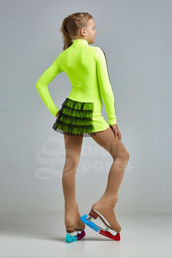 StudioSport thermo dress Carmen yellow