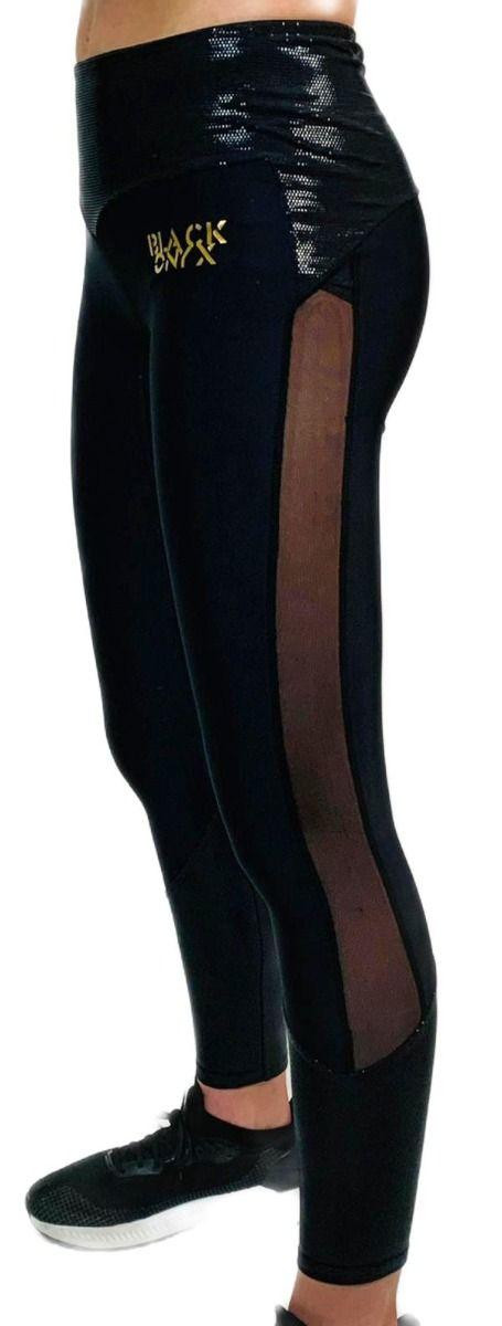 Black Onyx Laser legging