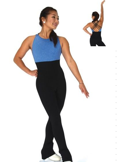 Jerry's catsuit Heather