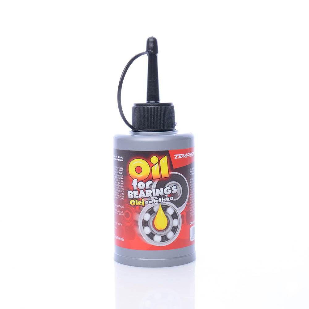 Tempish lager oil