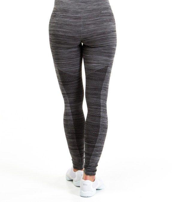 JIV legging grey melange SG1