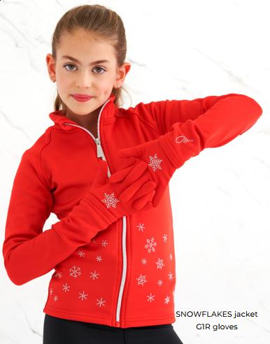 .Snowflake jacket