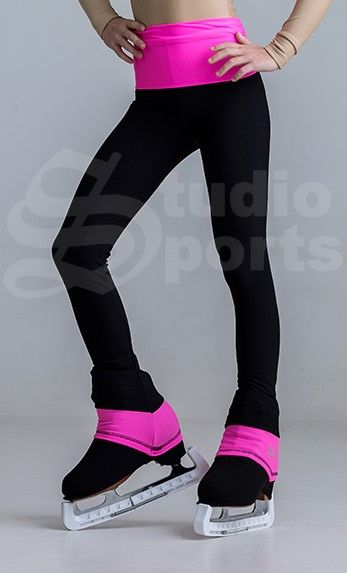 Thermo legging Stealth pink