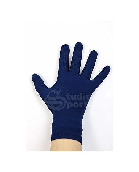 Thermo gloves dark blue