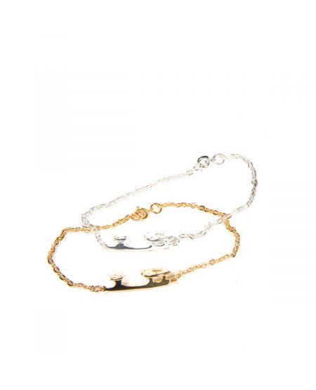 Blade bracelet