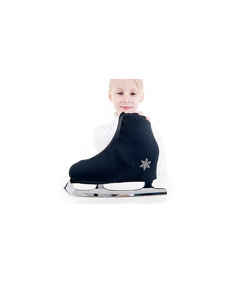 .Thermo bootcover snowflake