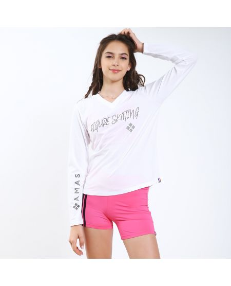 .Figureskating long sleeve