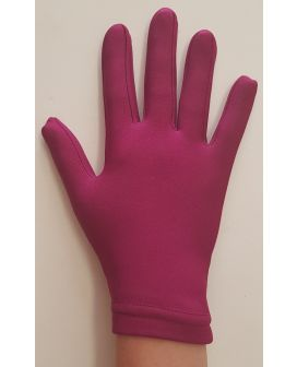 Thermo gloves Berry