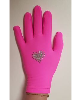 .Thermo gloves Hearts