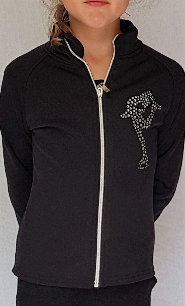 Jiv J9 jacket with crystal