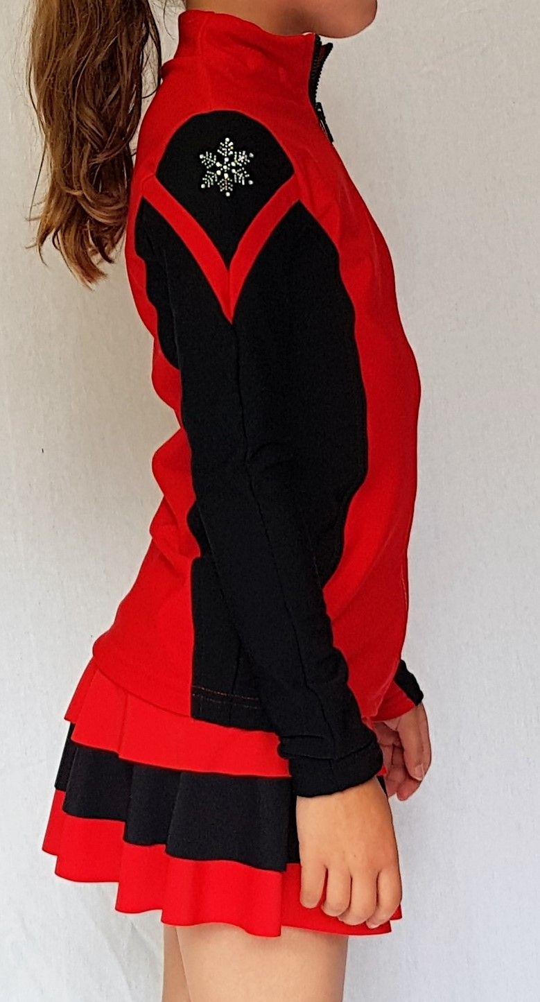 StudioSport Omega jacket red