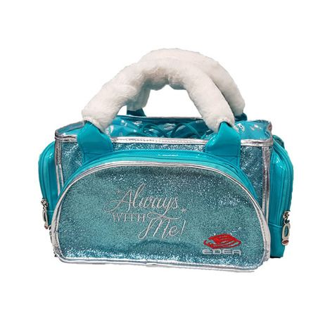 With me bag Ice Blue