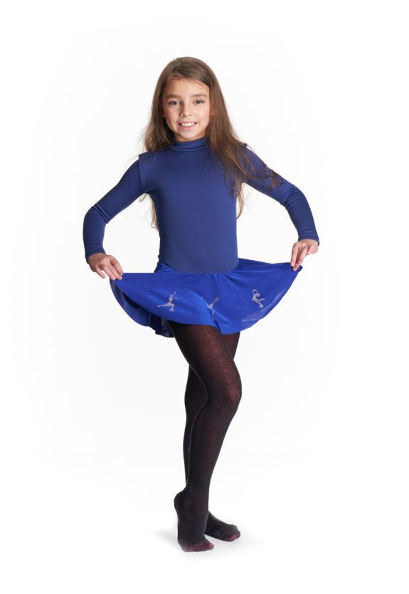 Dress Iceballerina Navy/ size 140
