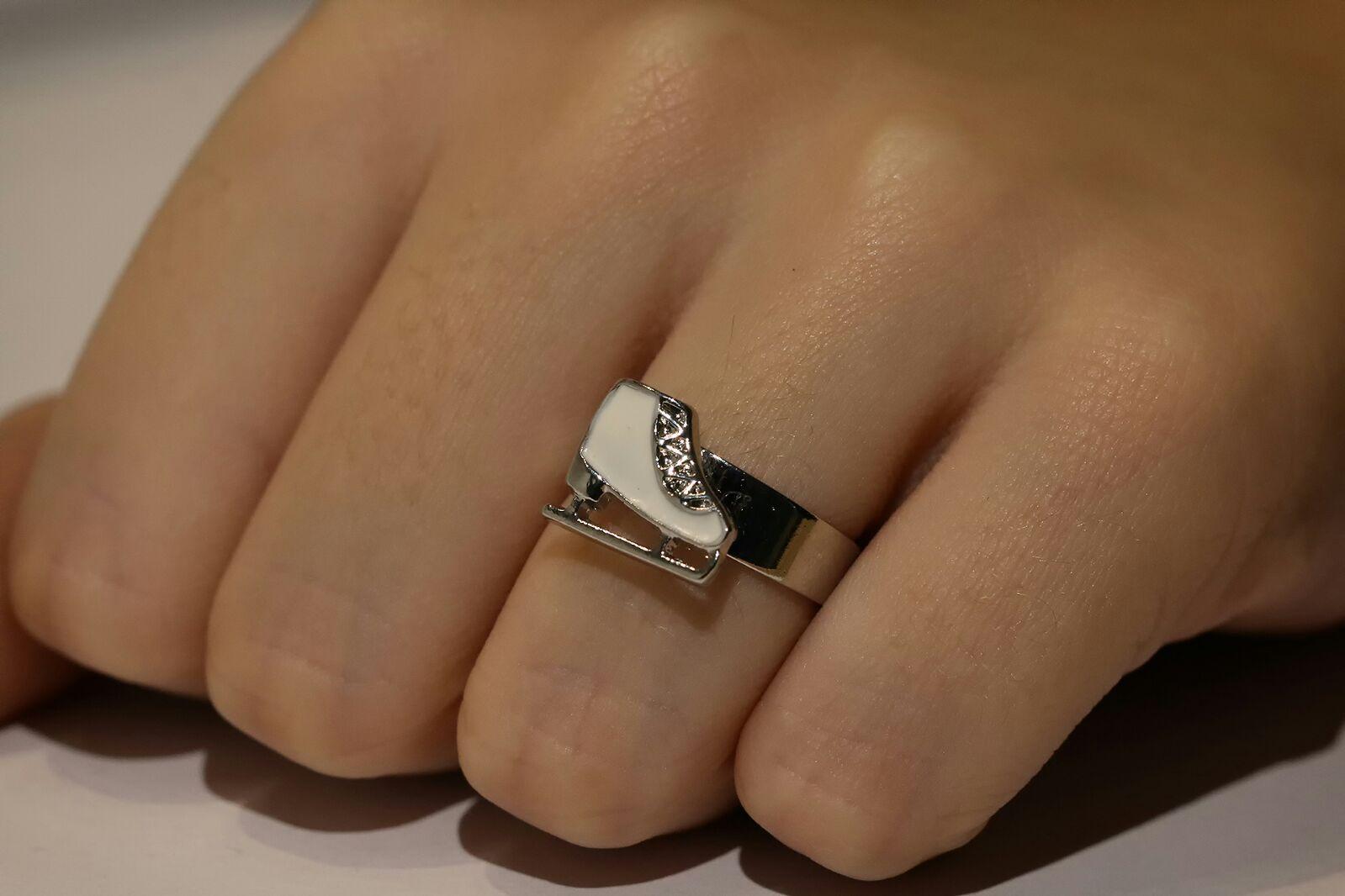 Schaats ring  verstelbaar/ adjustable ring