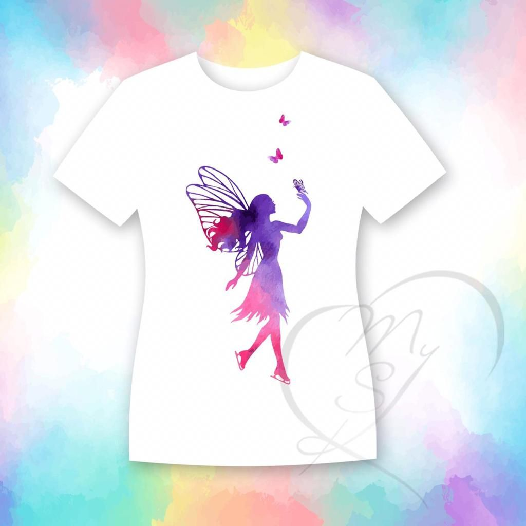 Tshirt butterfly