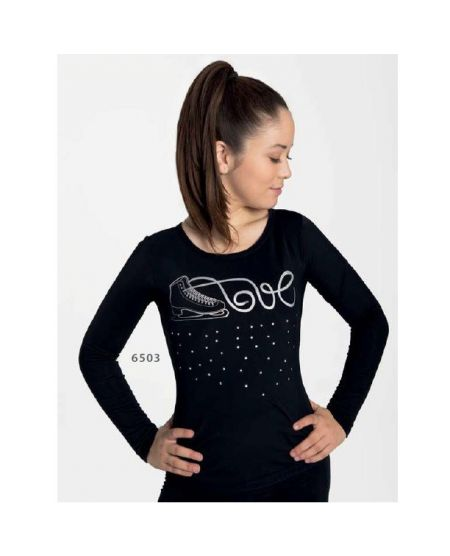 Thermo longsleeve  Love Skate