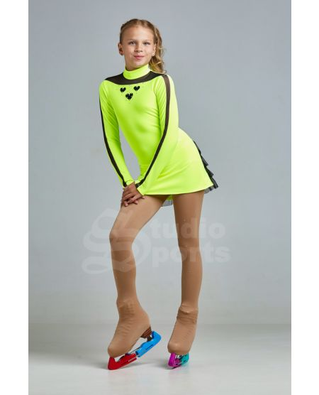 StudioSport thermo dress Carmen yellow