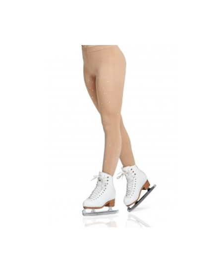 Mondor 911 rhinestone panty footed tights - 80 den