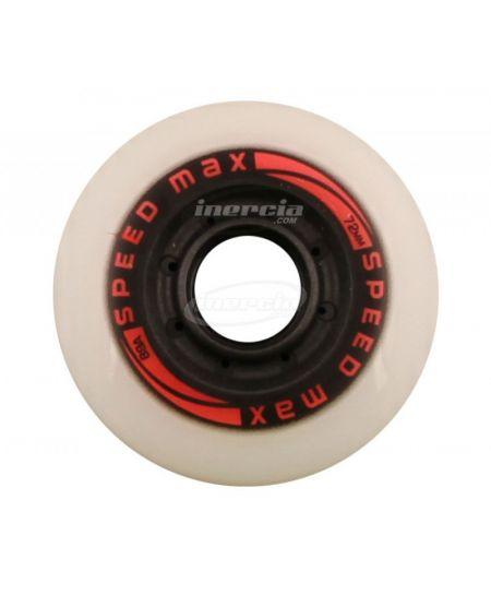 Snow White Speedmax wheels