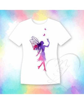KS shirt butterfly